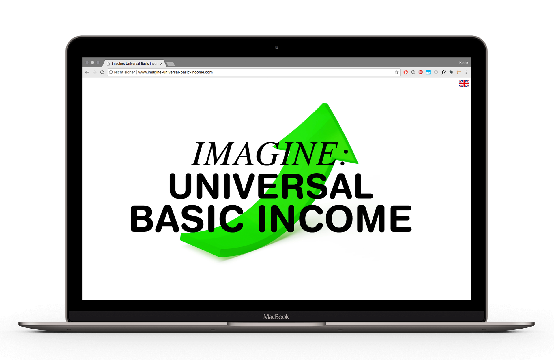 Katrin Krumm Imagine Universal Basic Income